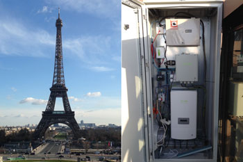 eiffel tower ginlong invert - Wind & Solar Inverters