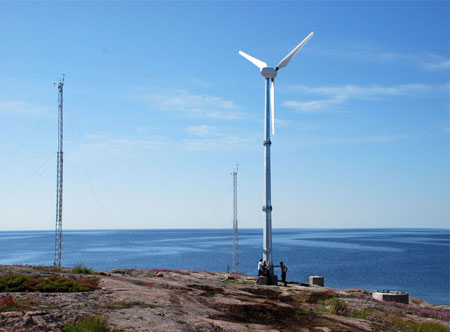 osiris10 - Wind Turbine - Osiris 10