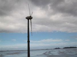 osiris103 - Wind Turbine - Osiris 10