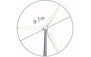 osiris 2 - Wind Turbine - Osiris 10